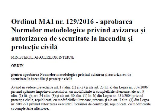 omai-129-2016-avizare-si-autorizare-incendiu